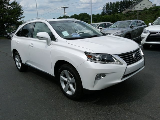 Pre-Owned 2014 Lexus RX 350