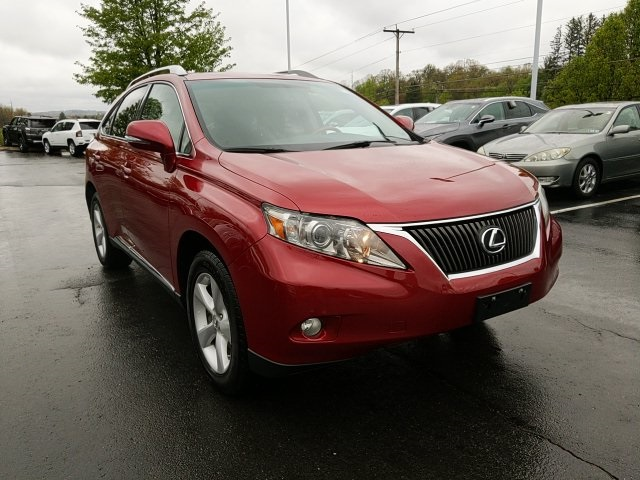 Pre-Owned 2012 Lexus RX 350