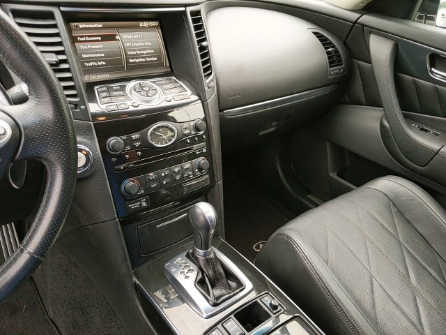 Pre-Owned 2009 INFINITI FX35 Base