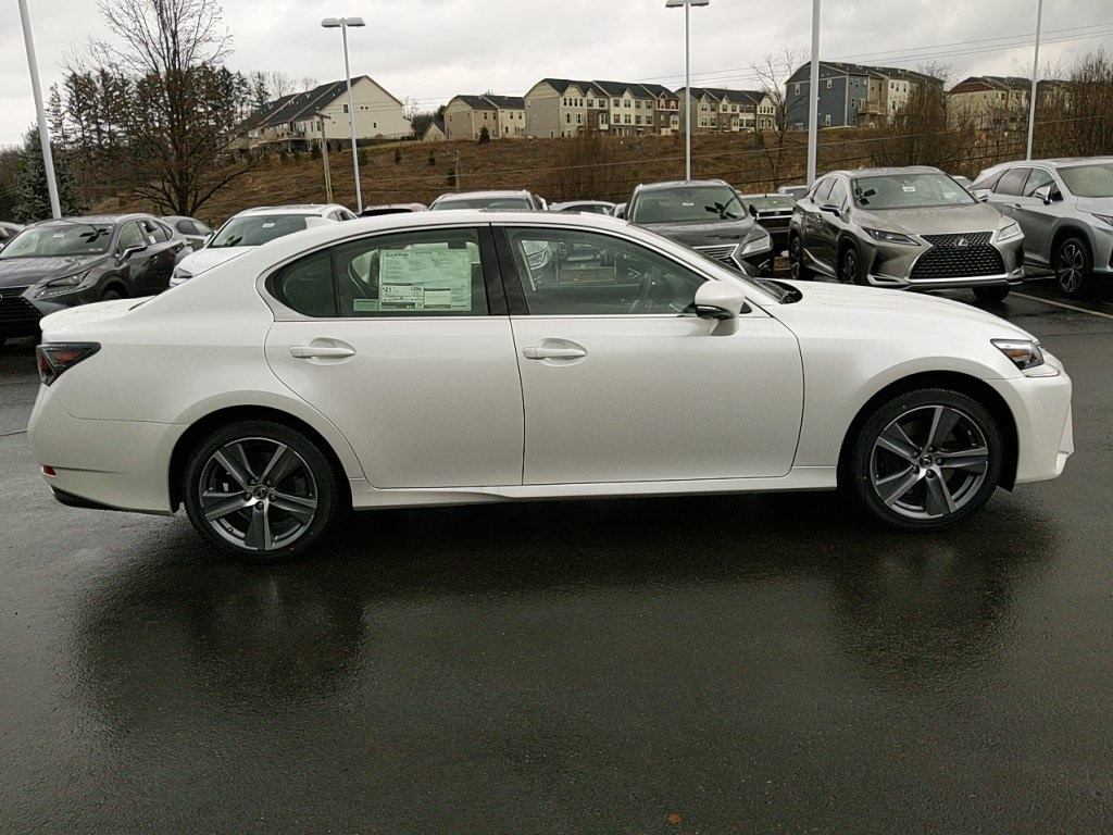 New 2020 Lexus GS 350 350