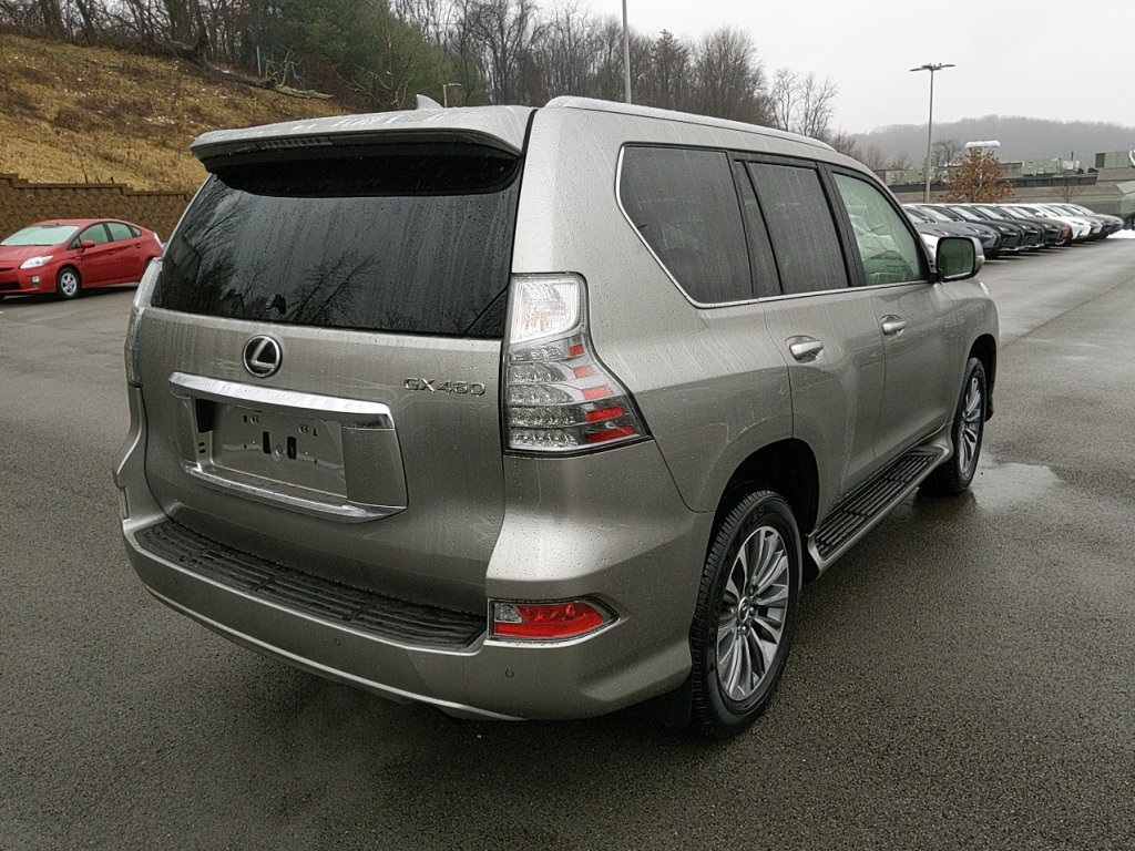 New 2020 Lexus GX 460 LUXURY 460 Luxury
