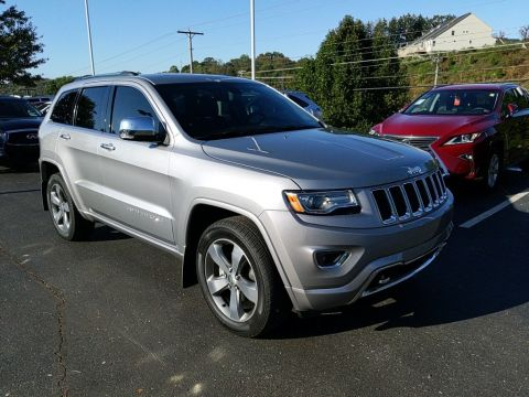 Used 2015 Jeep Grand Cherokee Overland