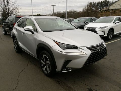 Certified Pre-Owned 2019 Lexus NX 300 Base